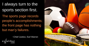 Read more about the article Leadership Lessons from the World of Sports