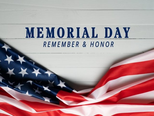 Remembering Our Fallen Heroes ….